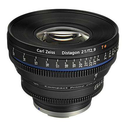 Zeiss 21/2.9 CP.2 Lens