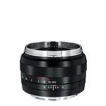 Zeiss Planar T 50mm f/1.4 ZE Standard Lens for Canon EOS - Black