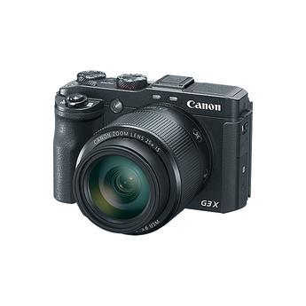 Canon PowerShot G3 X Digital Camera - Black
