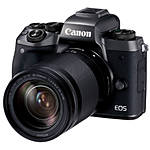Canon EOS M5 Mirrorless Digital Camera with EF-M 18-150mm f/3.5-6.3 Lens