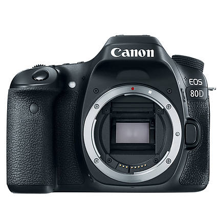 Canon EOS 80D Digital SLR Camera - Body Only
