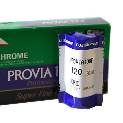 Fujifilm RDPIII 120 (100ASA) Pack