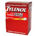 Tylenol 2pk Extra Strength Caplets (Box of 50 2pks)