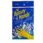 Household Rubber Gloves Large 1Pair/Bag