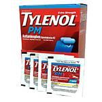 Tylenol PM 2pk Caplets (Box of 50 2pks)
