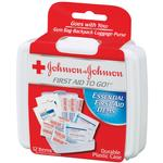 Johnson  and  Johnson First Aid Kit