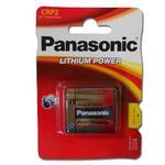 Panasonic CR-P2/223L Lithium Battery 6v